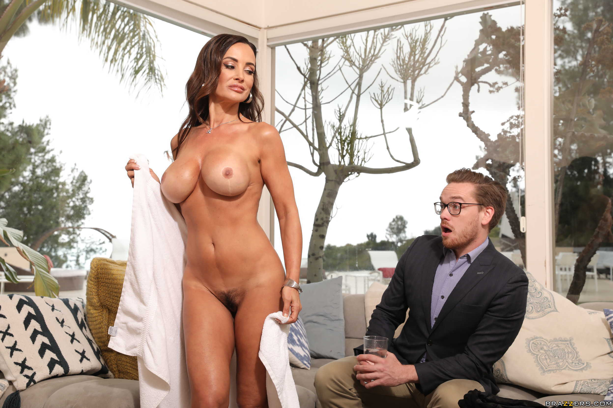 Lisa Ann tits